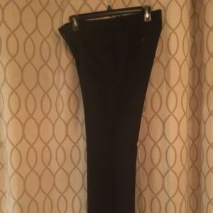 Worthington modern fit color black size 4 petite